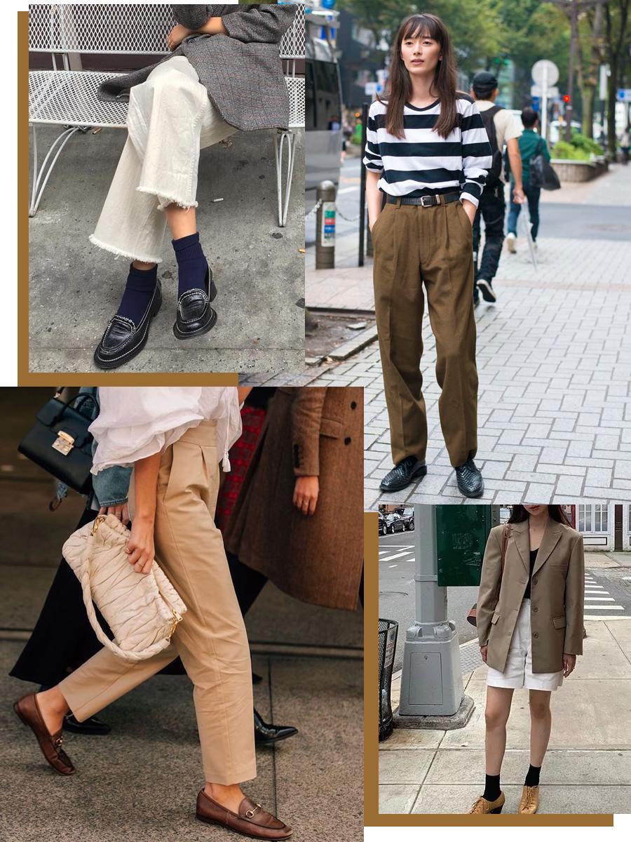 春天最火4双鞋,怎么搭配才好看?