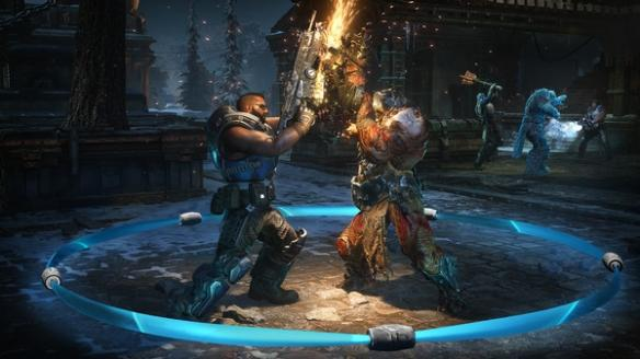 《战争机器5》Steam开启免费周活动:试玩至4月13