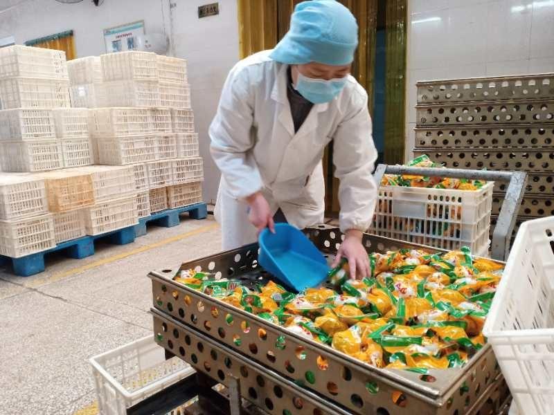 """湖北""""重启"""": 湖北鸭蛋销售额环比删加120%,全国吃货一周不到买光近1000吨""""湖北货"""