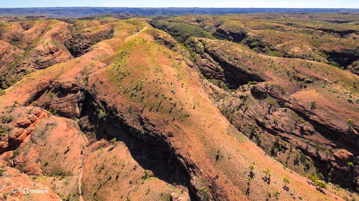 这个3.5亿年的岩石群,是澳洲的旷世奇观,被称为地球的脊柱!
