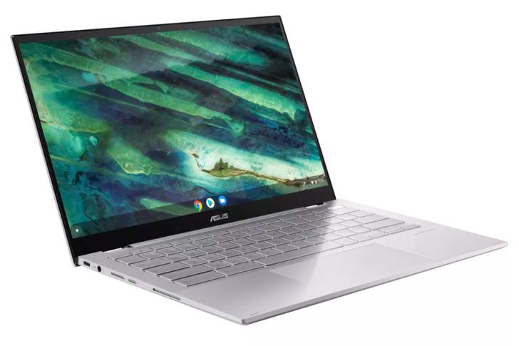 『Flip』雅典娜计划认证,华硕发布 Chromebook Flip C436:12小时续航