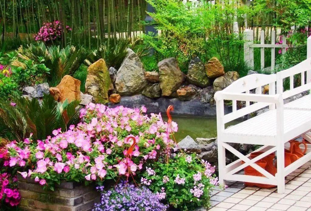 院子里的春天,已是人间最美四月天 | 朗诵