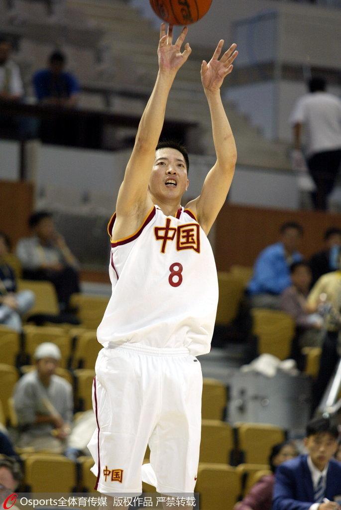 男篮五大经典战役:王仕鹏绝杀 亚锦赛逆转韩国
