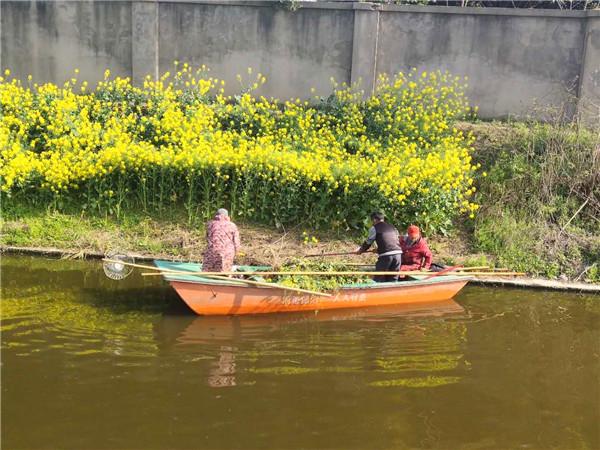 西園社區:河暢、水清、岸綠、景美