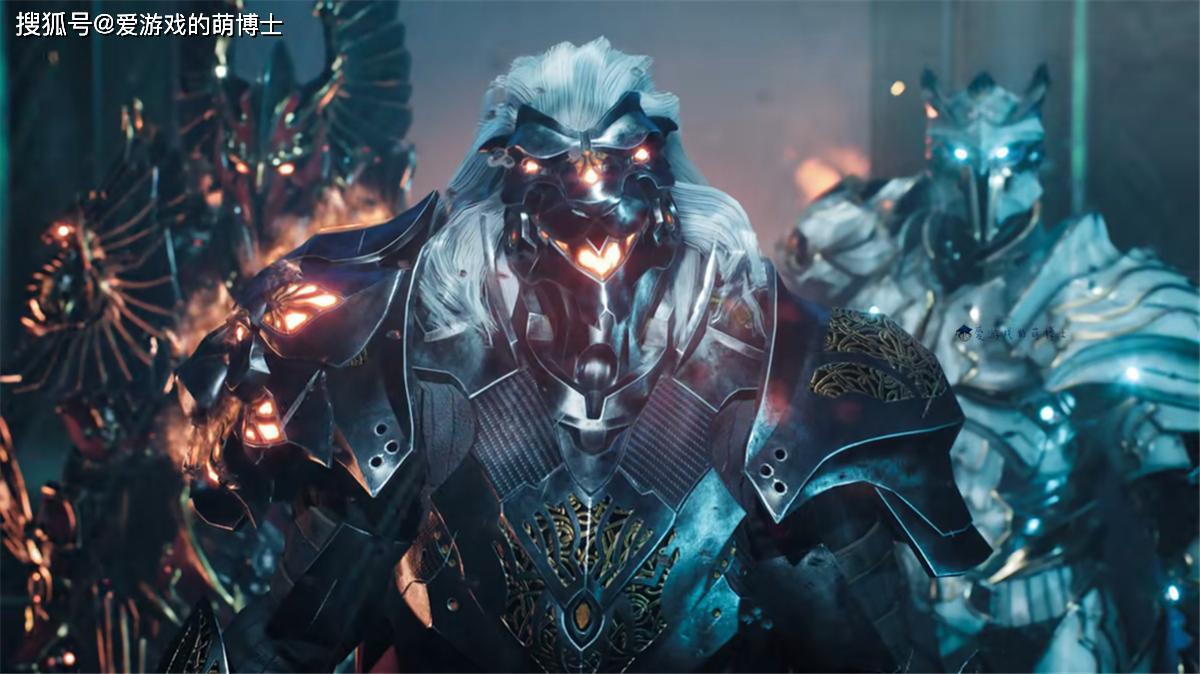 原创怪物猎人加黑暗之魂?PS5首发游戏《GODFALL》游戏细节被爆料