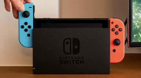 Switch暂停在日出货 Switch库存已经所剩无几!