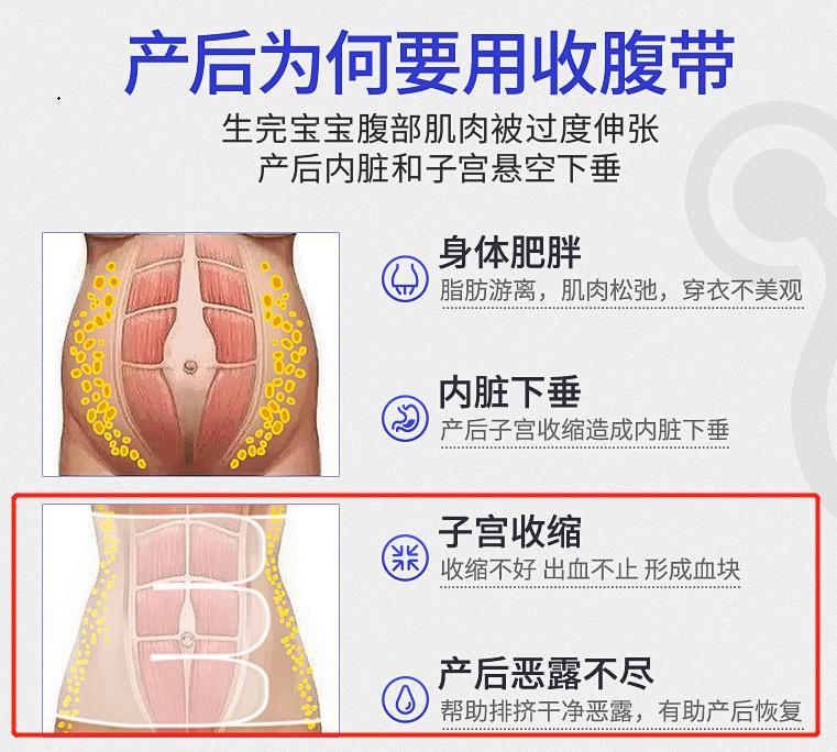 产后还在用这种「瘦肚子神器」?别傻了!子宫下垂就晚了
