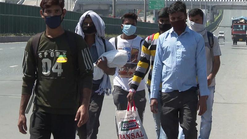 印度全国封城两周造成至少5000万人失业,贫困人口飙升