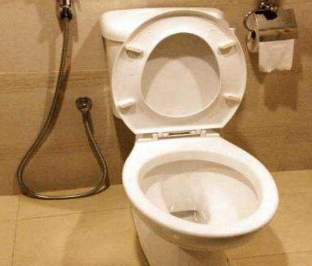 """游客在泰国上厕所,发现马桶旁有一根""""软管"""",这是做什么用的?"""