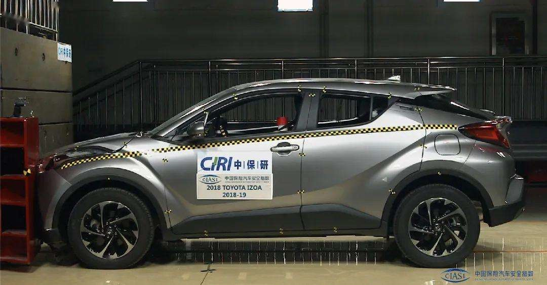 在xp的安全评测中_都是撞车,中保研和中汽研碰撞测试的区别在哪里?_标准