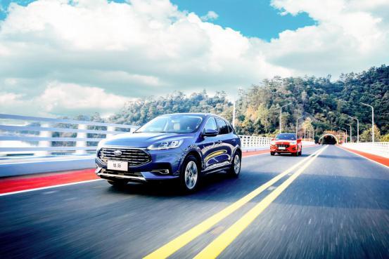 福特夏普——创造SUV市场新标杆