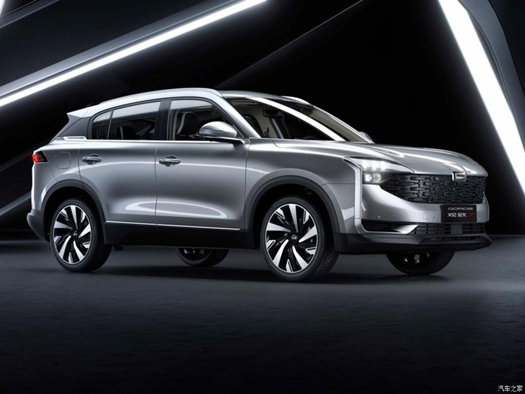 观致全新SUV定名观致7 有望今年下半年上市