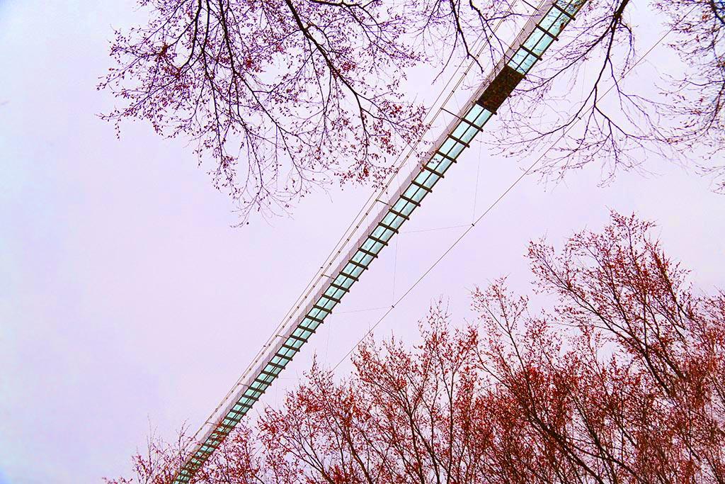 原创             你见过水晶长城吗?北京清凉谷水晶长城免费游览啦