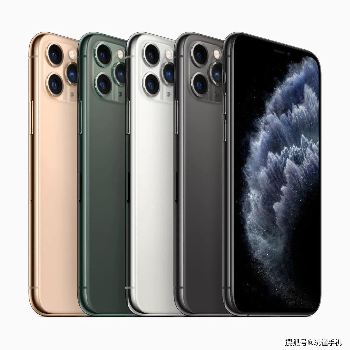 蘋果iPhone 12系列四種型號規格均已公開