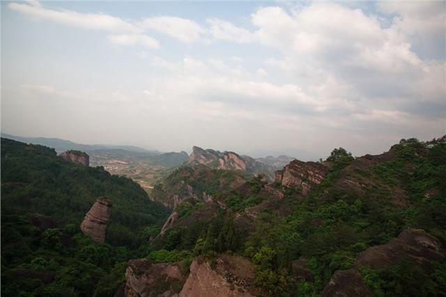 原创             福建与武夷山齐名的神山,很多人把名字读错