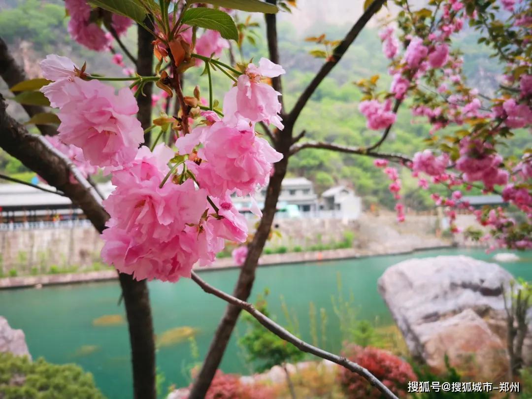 四月:来自宝泉的春风之约