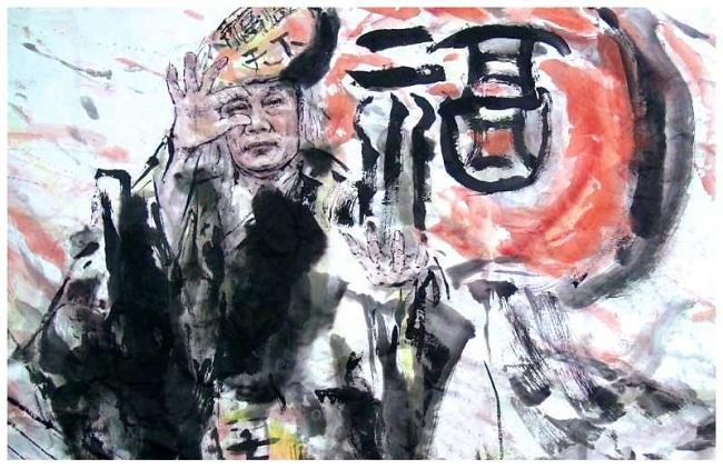 词神!新世纪文化旗手-著名收藏家田太华4年创作上万首歌词