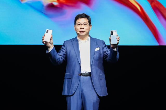 华为P40系列国内发布,携手Mate30系列打造5G最强阵容