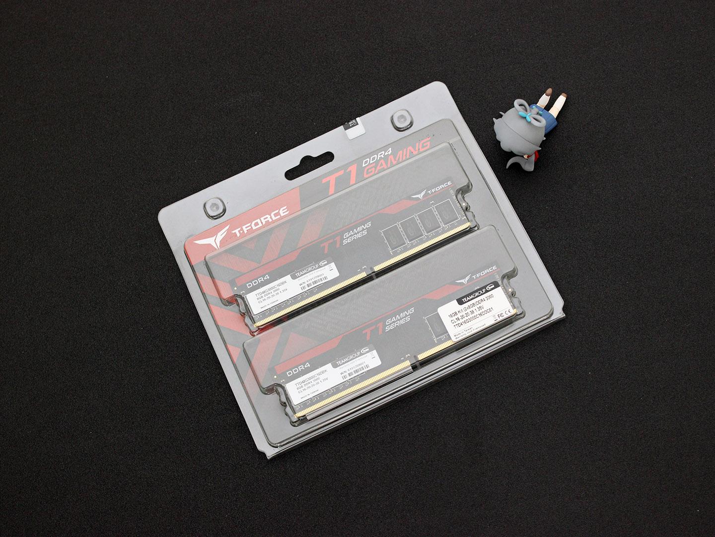 性能稳定的平民选择,10英寸T1 DDR4 16G记忆套