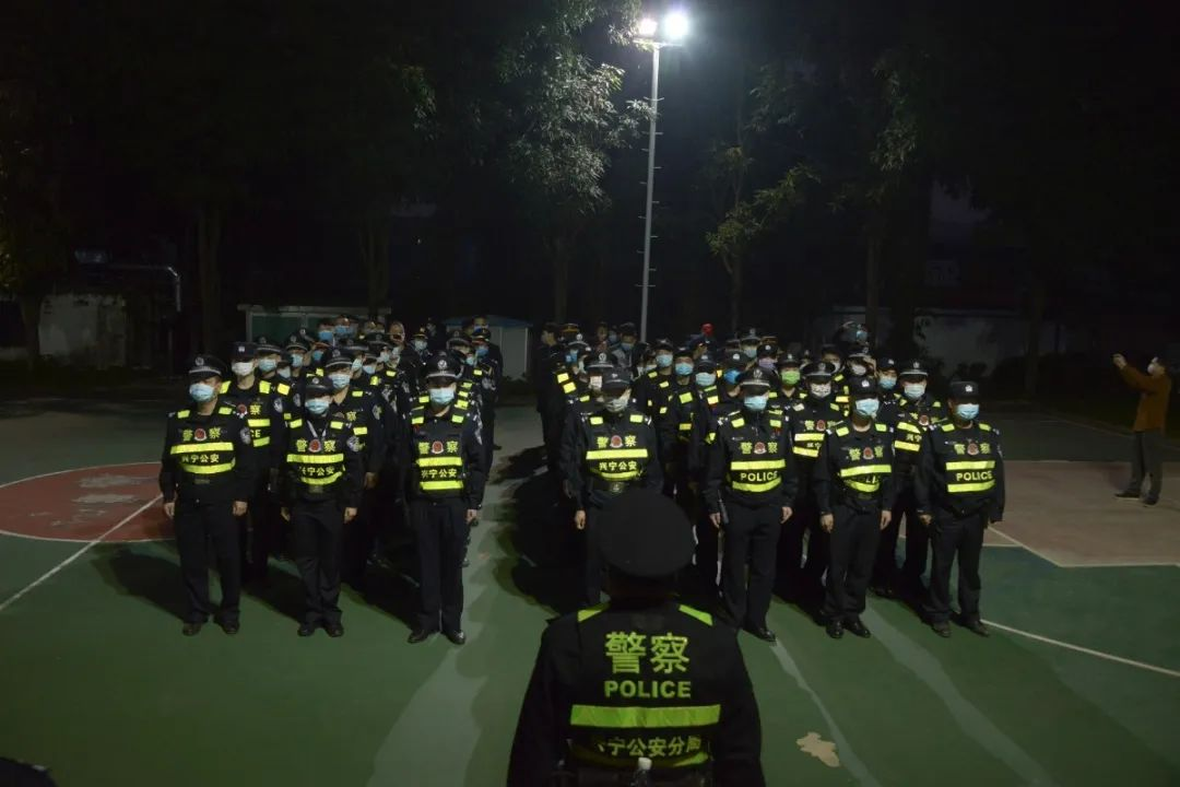 雷霆出击,南宁兴宁警方开展清查整治传销专项行动!