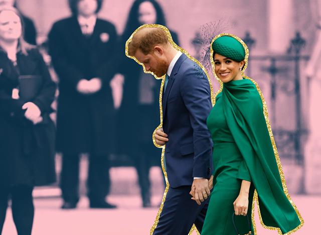 """原创 真爱代价?""""他是成功梅根的附属品""""王室专家看衰哈里的美国未来"""