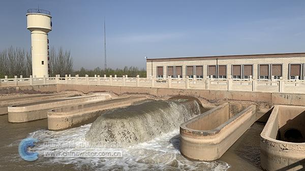 """陕甘宁革命老区""""生命水脉""""开机供水"""