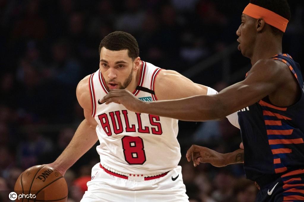 10日NBA:拉文为医疗人员送食品 沃尔本季不会复出