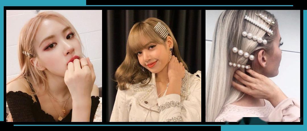 韩国女团全靠配饰更出彩,几分钟变身时髦精!