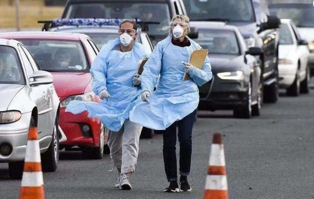 美国8月底将有超过18.2万例新冠病毒患者死亡,戴口罩将减少3万例