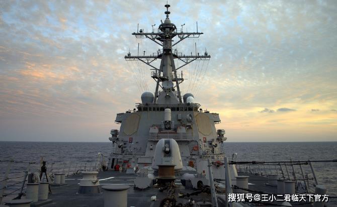 突发!美驱逐舰公然穿越台海,惨遭054A护卫舰紧急追踪监视
