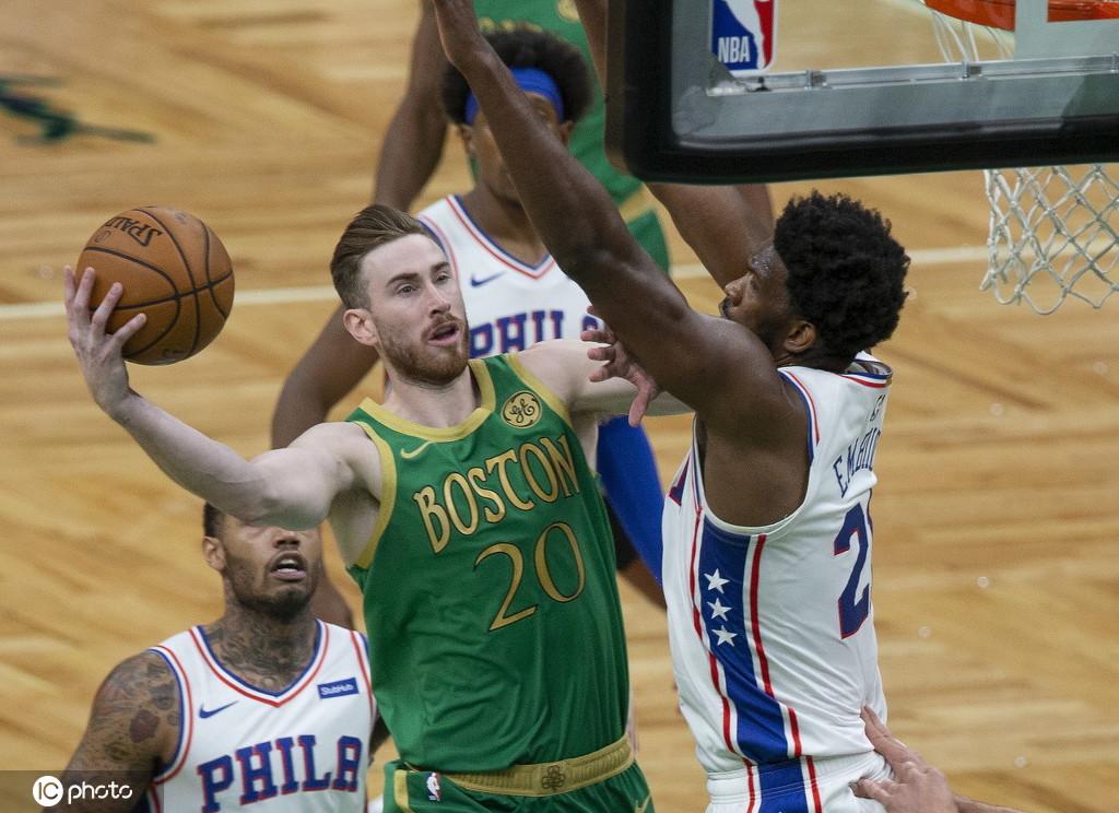 11日NBA:雄鹿成立应急救济基金 海沃德谈空场比赛