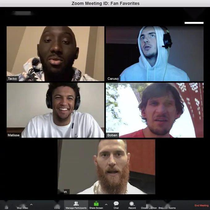 """NBA球队网上""""合练""""视频曝光!勇士又要冠了!"""