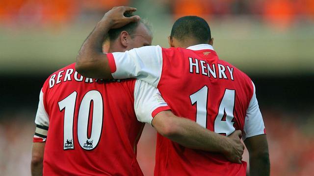 原创             前阿森纳门将回顾不败赛季的点点滴滴,亨利之外,他们同样伟大