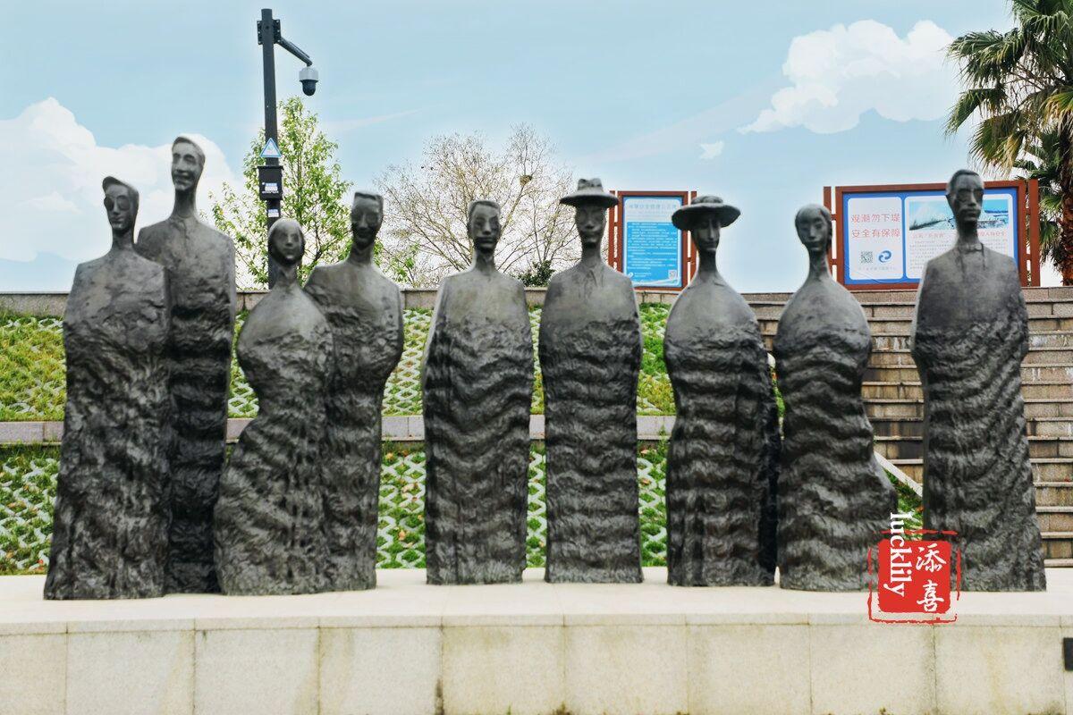 原创             【浙江旅行】原来在盐官古镇,全年365天都可以观赏钱塘江大潮