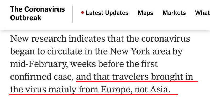 纽约疫情主要来自哪儿?美国专家有重要发现!插图