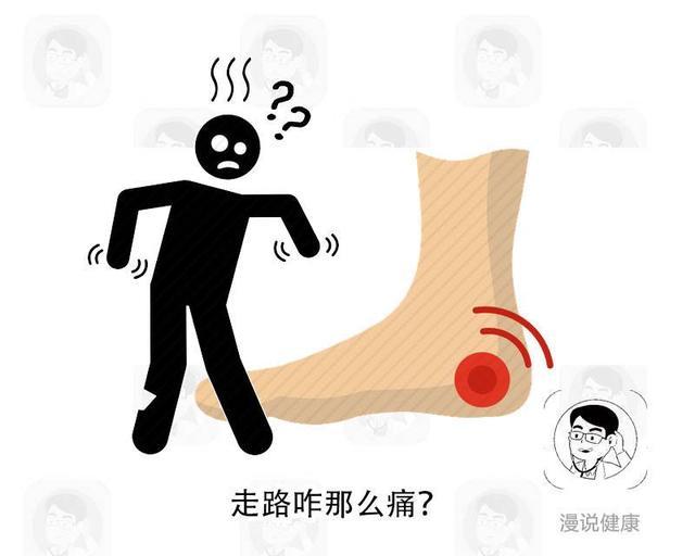 身体好不好,看走姿就知道?若走路时出现六个现象,离疾病很近