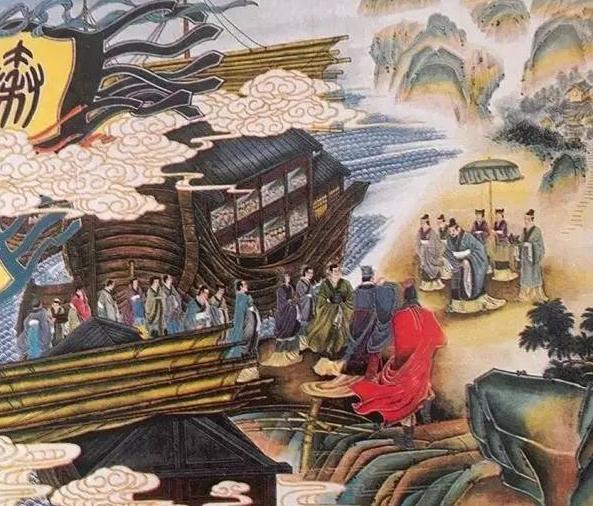 徐福东渡找仙药,真的成为日本神武天皇了吗_的传说
