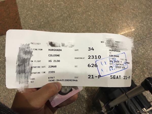 疫情期的旅行,滞留埃及亲历记