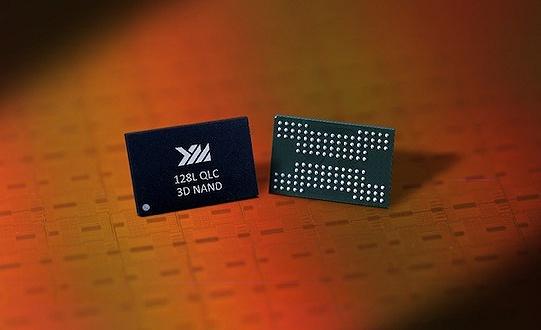 【存储】竞逐下一代存储芯片市场,长江存储发布128层闪存