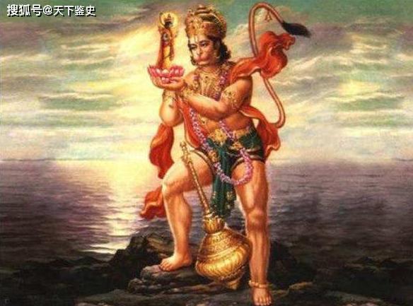 原创            敦煌一幅900多年前的壁画,掀开了孙悟空的真貌,果然和印度没关系