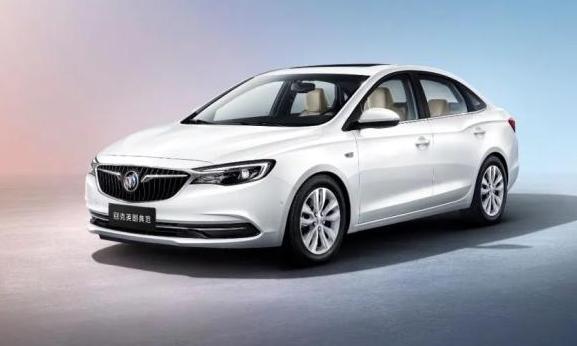 两款新上市10万级美系轿车,英朗和科鲁泽,哪款更适合入手?