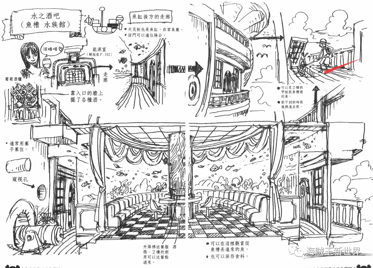 桑尼号3d内部结构图