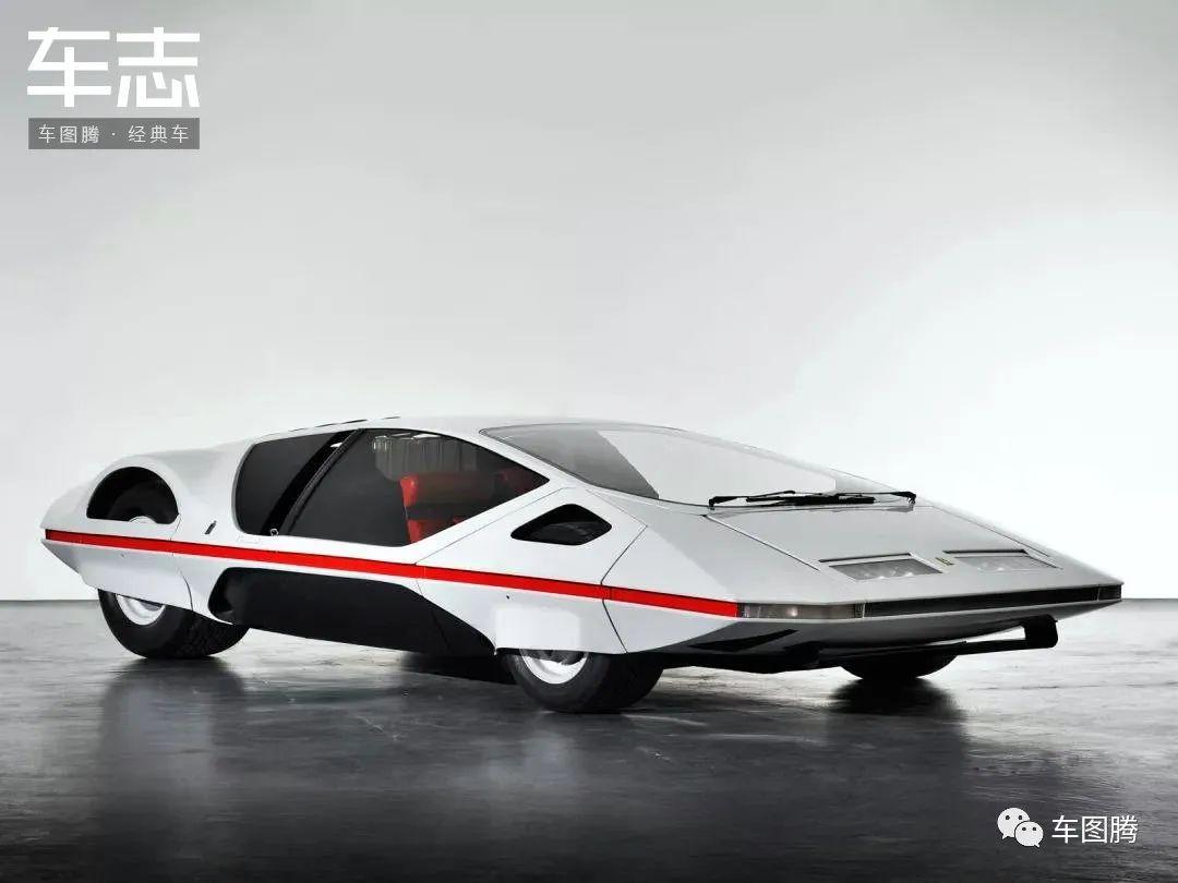 原来70年的老爷车能这么好看!宾尼法利纳十大经典车型设计清单