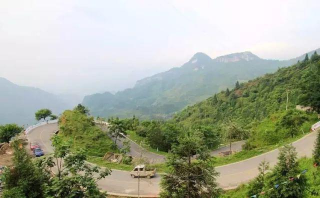 贵州这8条绝美公路,一生至少要去一次!