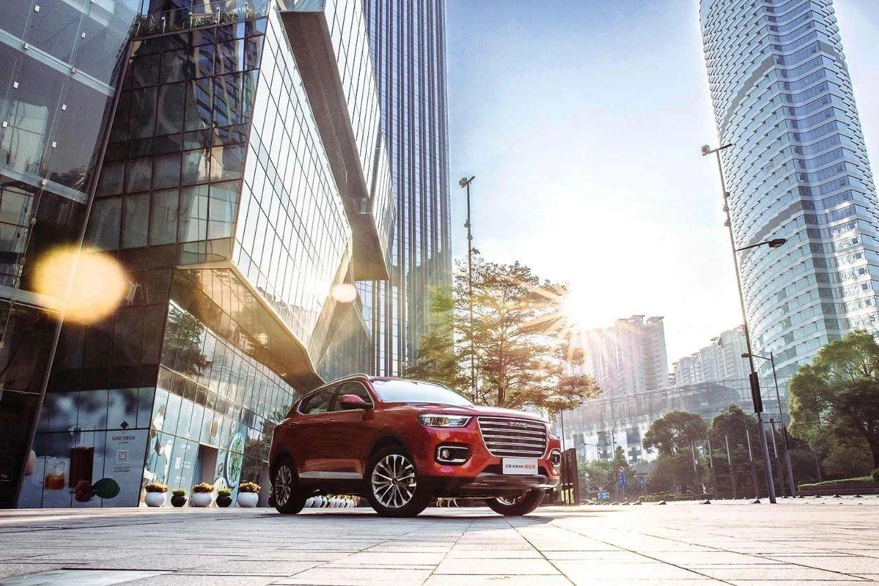 一季度车型销量榜:自主SUV霸榜前三