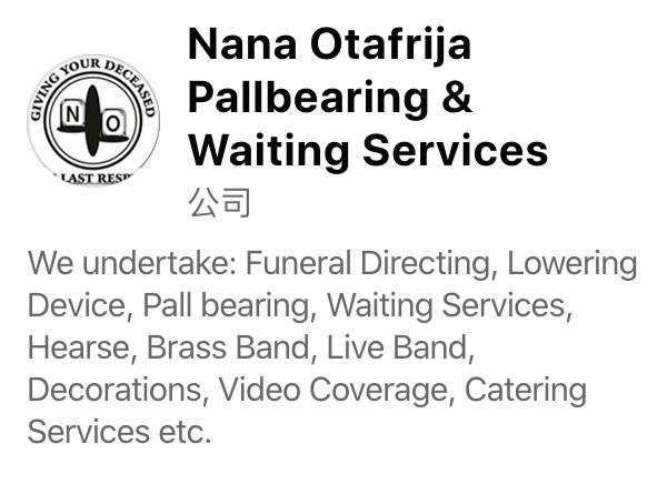 Nana Otafrija