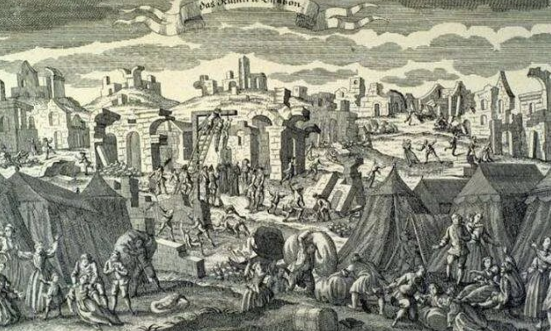 【反思】如何构筑一部全球人类史?,灾难记忆与灾后反思