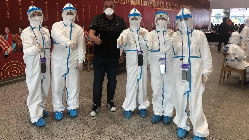 恒大前队医:足球在中国越来越重要 还没有重启比赛日期