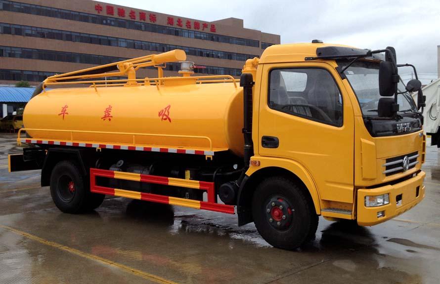 """合肥等市年底实现""""垃圾四分""""需要哪些车型 洒水车垃圾车吸粪车 图片"""