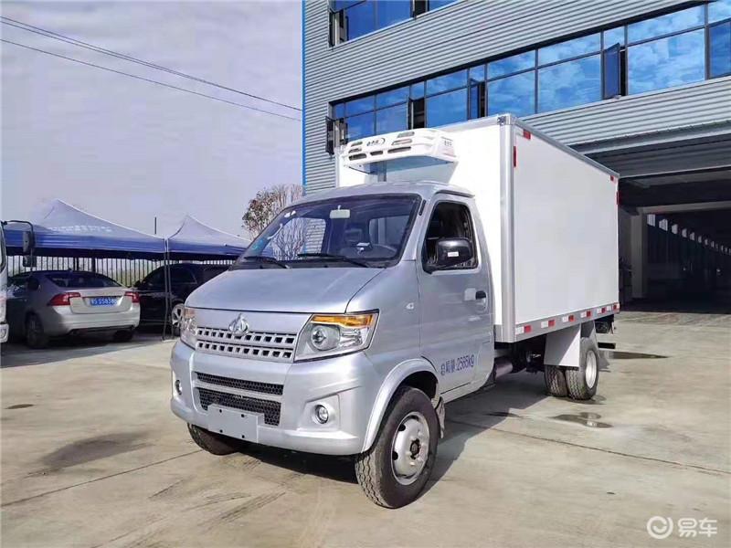 长安刘国小型冷藏车基本配置及图片